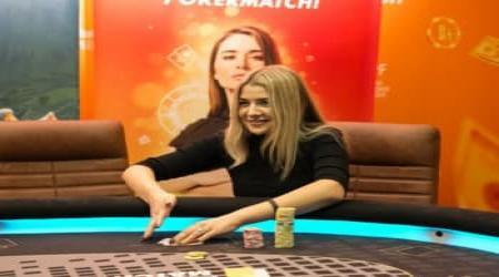 Мисс PokerMatch 2020 - дважды победитель покерного турнира Кубка Украины по онлайн-покеру.