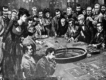 История игорного бизнеса: реальность и легенды