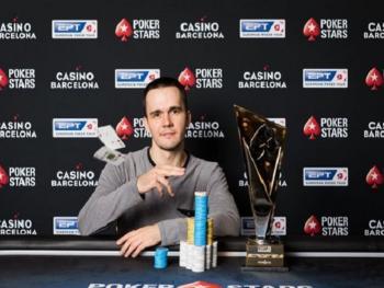 Никита Бодяковский стал победителем турнира на British Poker Open
