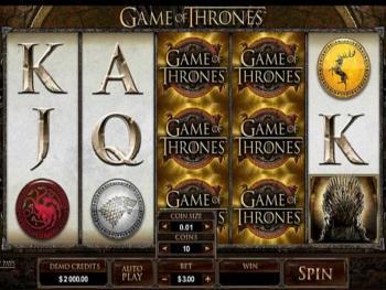 Игровые автоматы на основе популярных сериалов