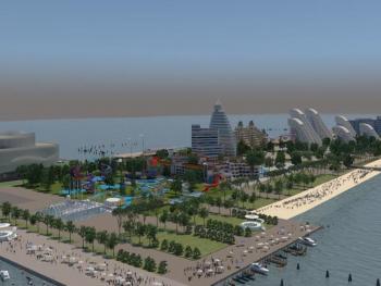 """На создание города-курорта """"Дунайя"""" в Одесской области планируется привлечение $2,5 млрд частных инвестиций"""