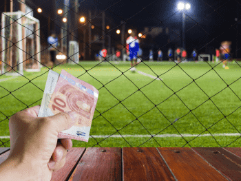 Alerts for suspicious sport bets decreased in 2020