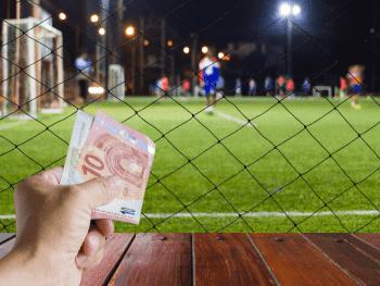 У 2020 році знизилася кількість попереджень щодо підозрілих спортивних ставок