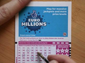 Француз сорвал джек-пот в 200 миллионов евро в лотерею