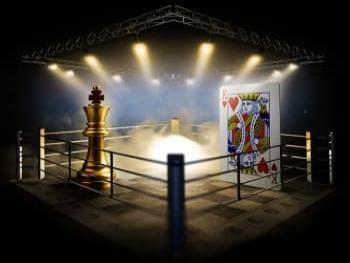В Україні пройде перший шахово-покерний турнір