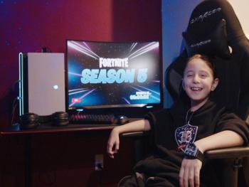 самые молодые киберспортсмены в мире