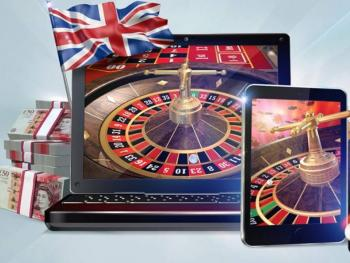Азартные игры в Великобритании