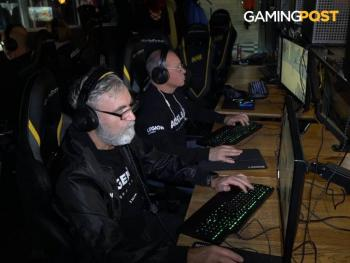 How Ukrainian esportsmen 55+ train. Report on Gamingpost.net