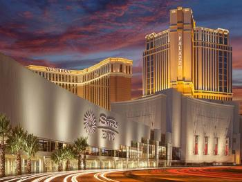 Роберт Голдштейн вступает в должность председателя Las Vegas Sands