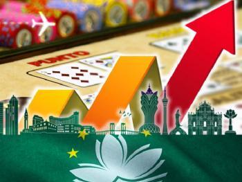 В Макао продолжается восстановление игрового рынка