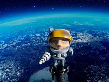 Riot Games запустили в космос Тимо из Лиги Легенд