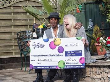 Медсестра ковидного отделения выиграла в лотерею
