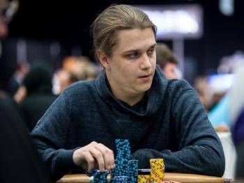 Шведский покерист выиграл второй титул GG