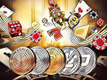 Почему онлайн-казино работают с криптовалютами?