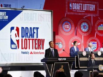 Спортивная лотерея в НБА: суть и особенности