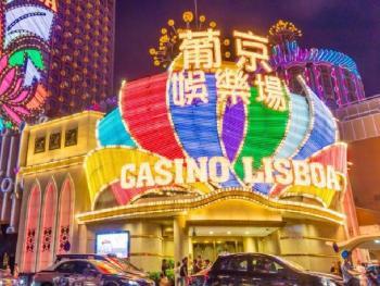 В Макао увеличивается валовой доход от азартных игр