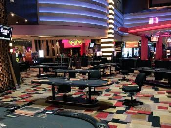 Еще один покер-рум закрывается на Лас-Вегас Стрип