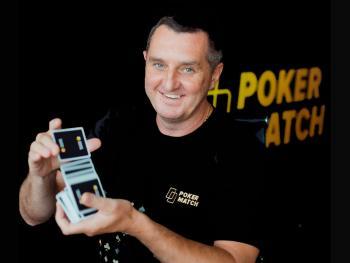 Дядя Жора стал амбассадором PokerMatch
