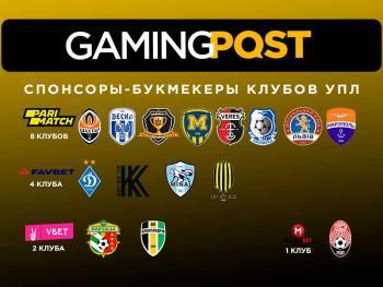 Украинская Премьер-лига и беттинг. Кто остался без спонсора?