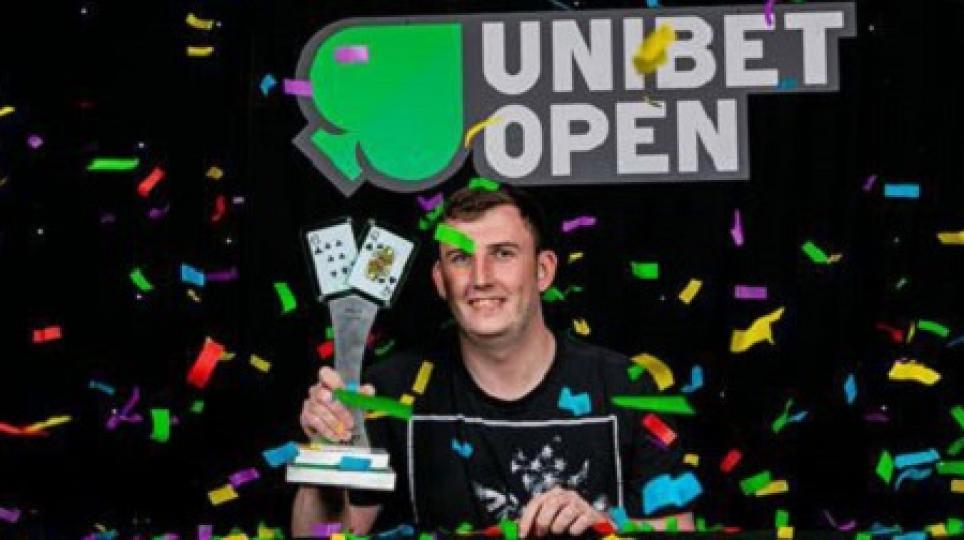 Алан Карр победил в главном событии Unibet Open Malta