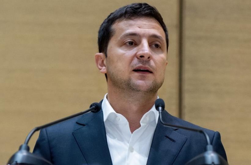 Зеленский поручил Кабмину внести законопроект о легализации азарных игр