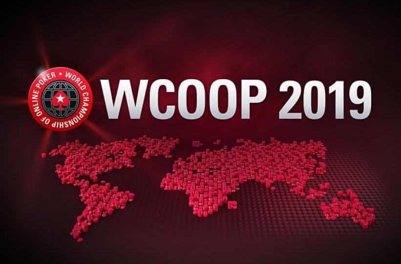 В активе украинцев две победы на WCOOP 2019 за день