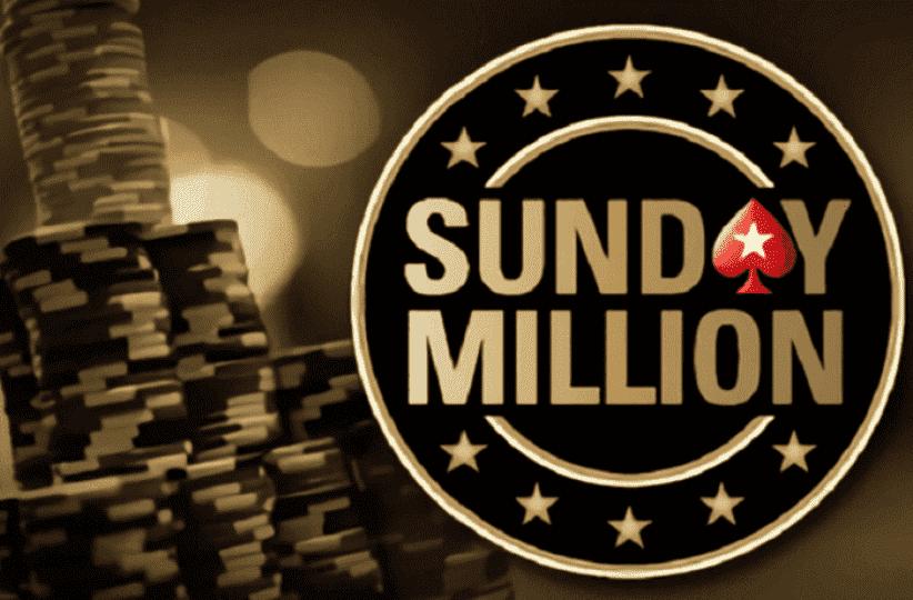 Украинец занял третье место на турнире Sunday Million