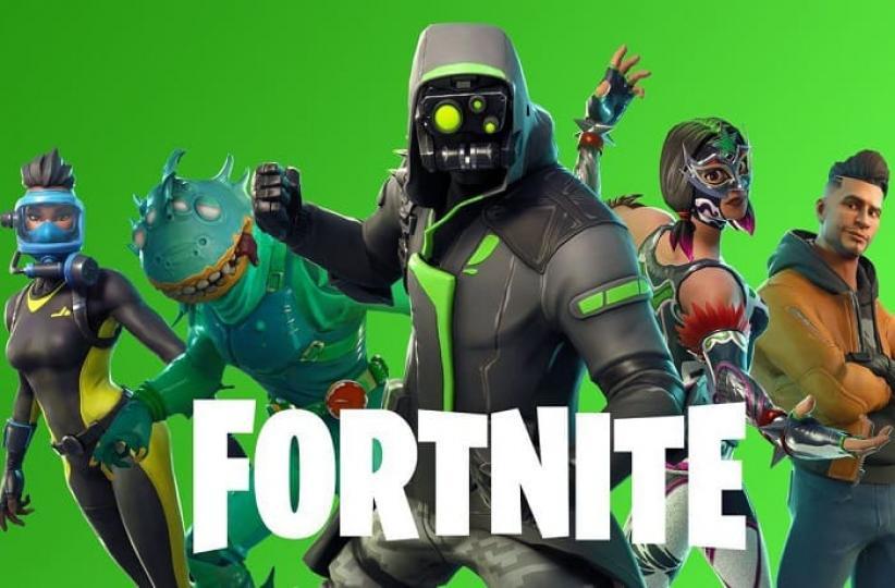 Fortnite – киберспортивная игра года!
