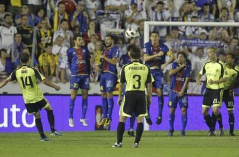 36 испанских футболистов признаны невиновными по делу о договорном матче