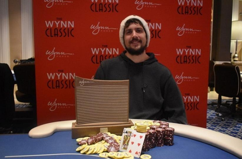 Стал известен чемпион Wynn Winter Classic