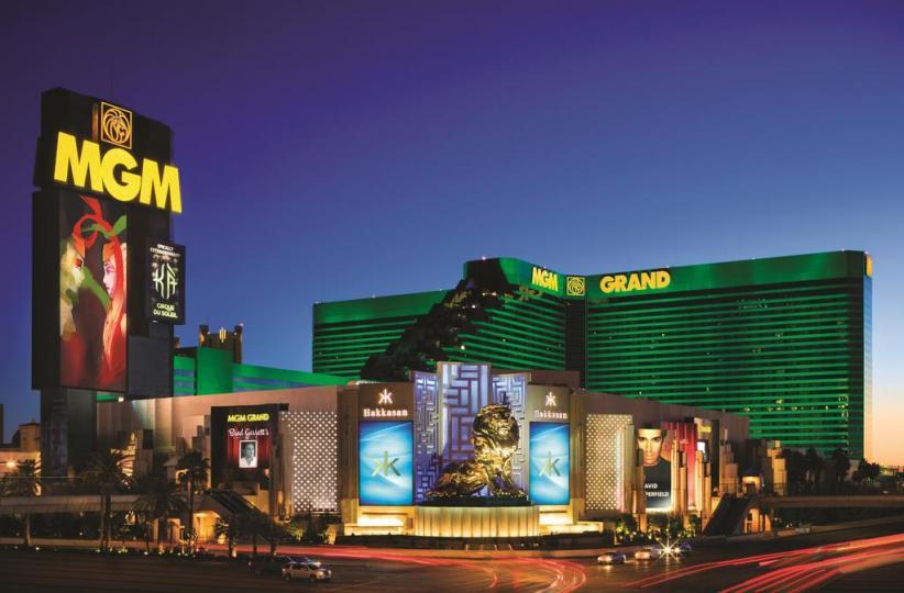 В Лас-Вегасе сеть отелей и казино приостановила работу