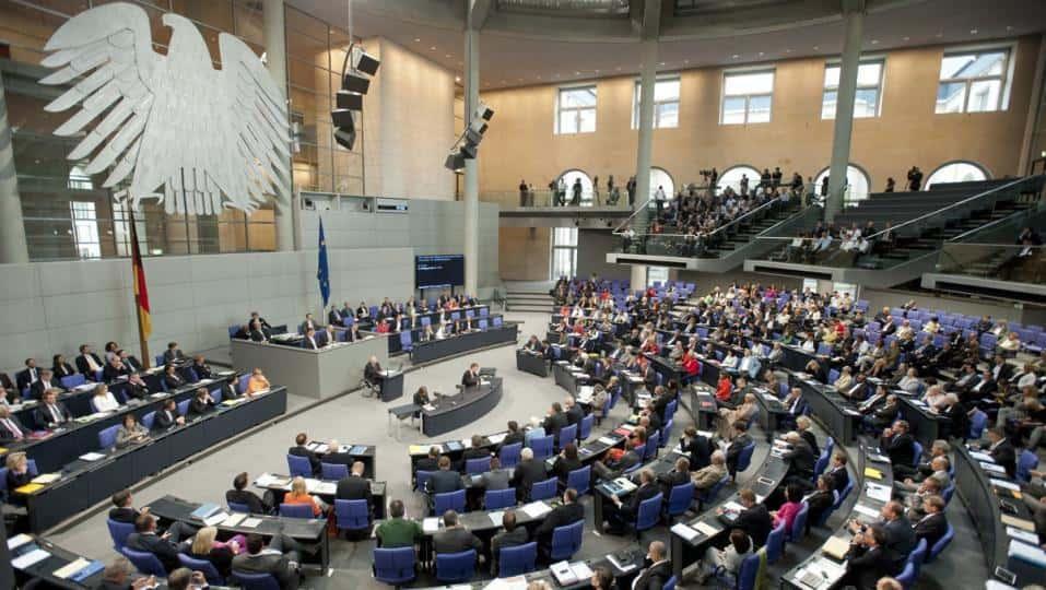 В Германии приняли закон о легализации онлайн-покера