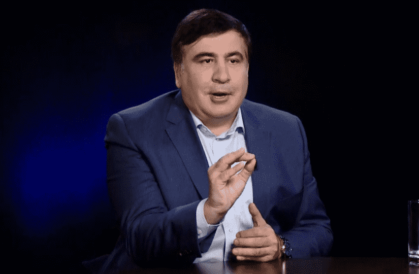 """""""They create a commission, but in Ukraine, each commission is a feeder"""", - Mikhail Saakashvili on the legalization of the gambling business"""