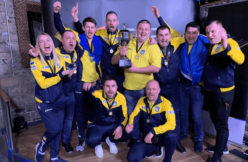 Сборная Украины одержала победу на Чемпионате мира по спортивному покеру