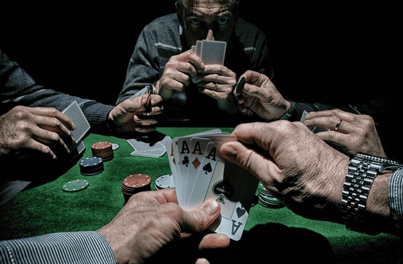 """Полиция """"накрыла"""" подпольный покер-клуб в Александрии"""
