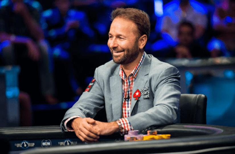 Ставка в  $1,000,000 от Даниэля Негреану на то, что он выиграет золотой браслет WSOP в этом году