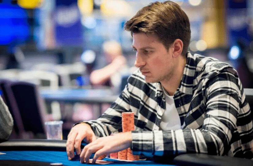 Украинский покерист занял второе место в нокаут-турнире WPT по Омахе