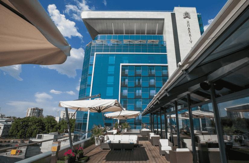 Kharkiv Palace Hotel намерен в сжатые сроки запустить казино