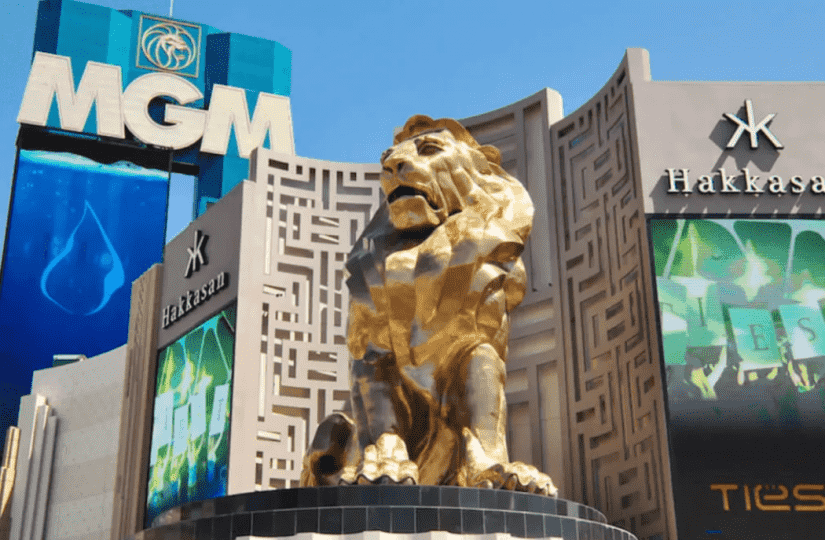 Американская компания MGM Resorts объявила о сокращении 18,000 сотрудников