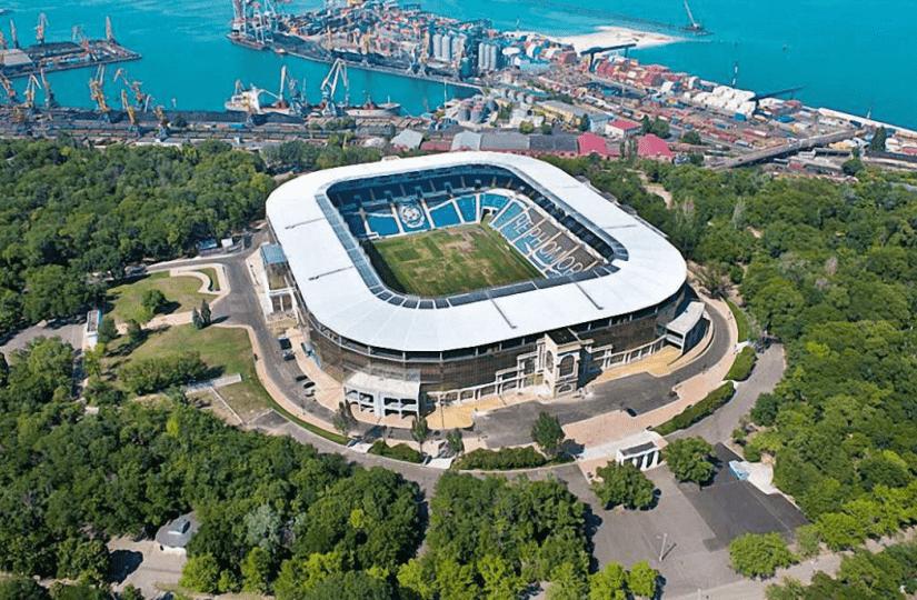 """Компания из США опровергла слухи о создании казино на базе стадиона """"Черноморец"""" в Одессе"""