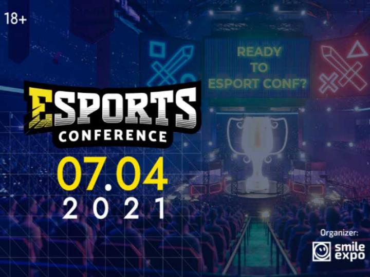 How To Make Money In Esports? Find Out At The Third eSPORTconf Ukraine by Smile-Expo