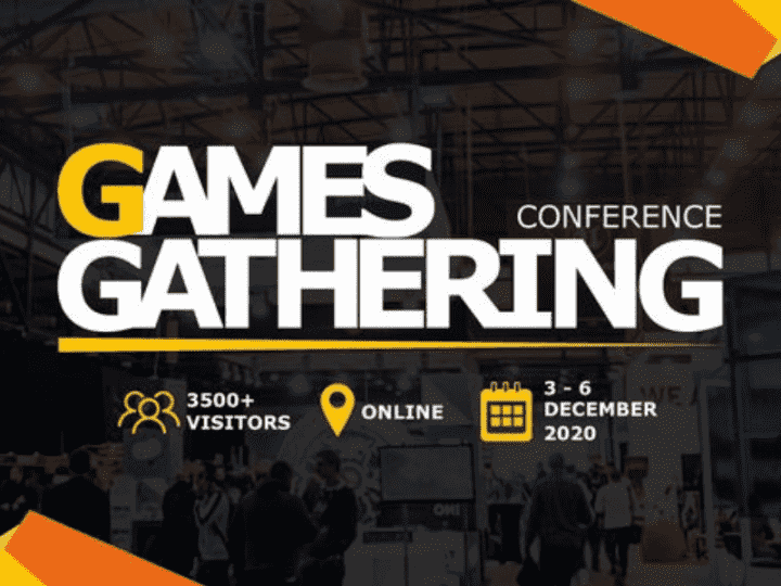 B2B-конференция Games Gathering 2020 пройдет в онлайне