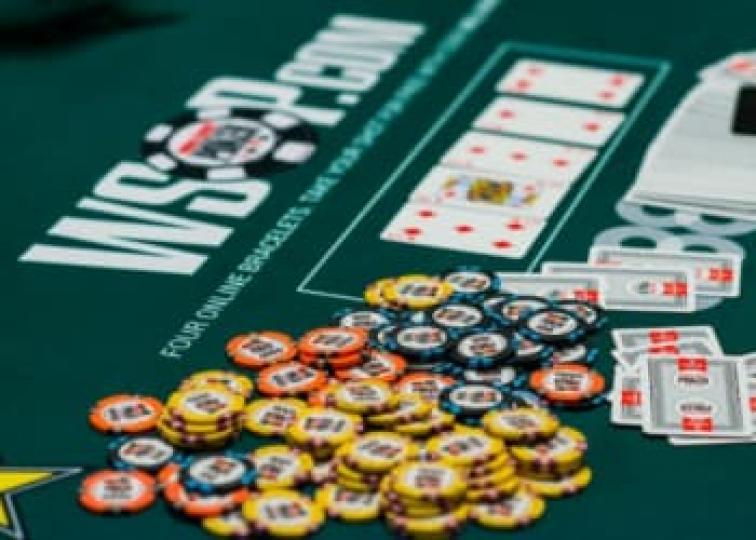 Покерный турнир WSOP попал в Книгу Рекордов Гиннеса