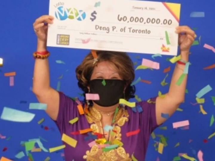 Жительница Канады сорвала джекпот в лотерее, используя цифры из сна