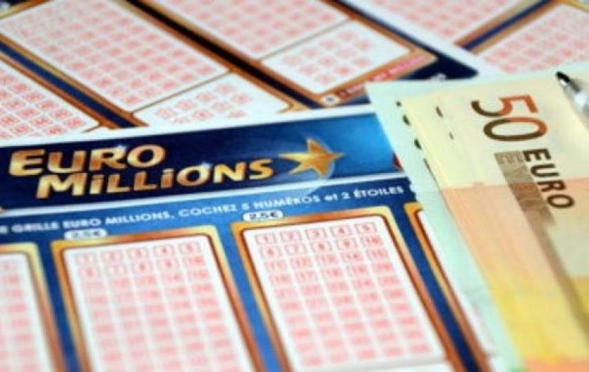 Удачливый житель Великобритании выиграл джекпот EuroMillions более 55 миллионов долларов