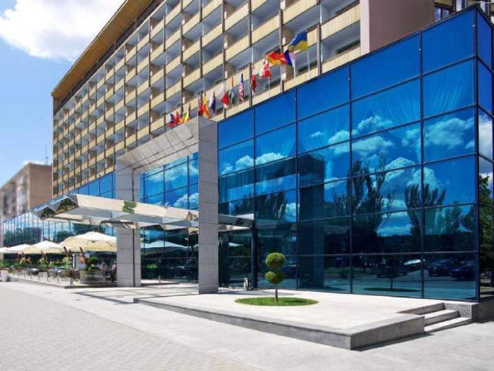 """Гостинице """"Интурист"""" в Запорожье не выдали разрешение на помещение для открытия казино"""