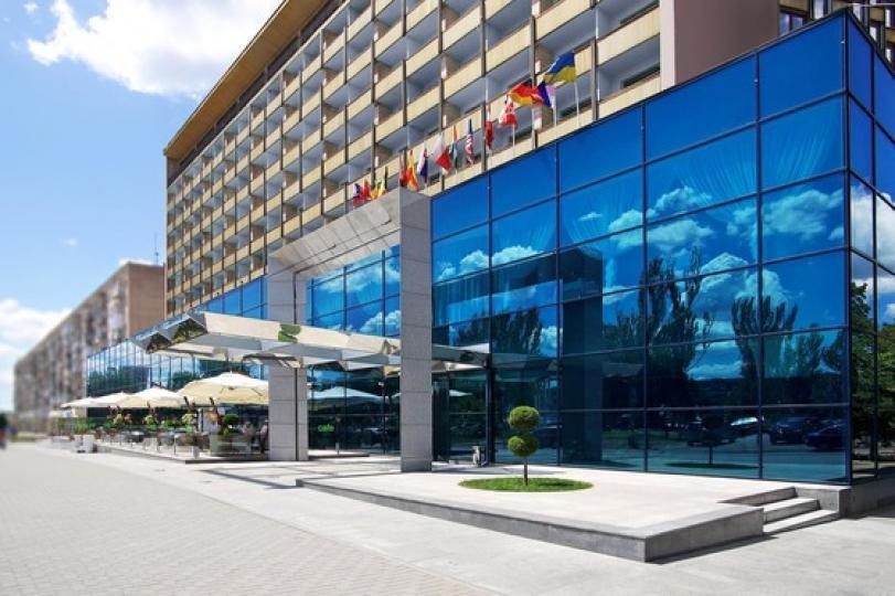 Отель «Intourist» в Запорожье получил разрешение на помещение для проведения азартных игр