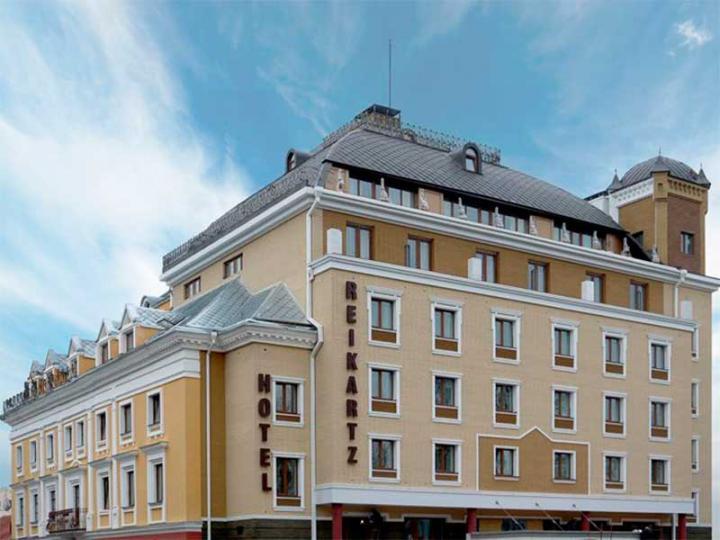 Ещё 6 украинских отелей получили свои «звёзды»