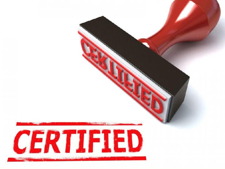 Сертификация оборудования: что произошло со списком компаний?