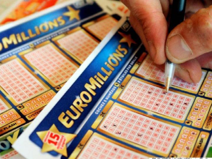 Аноним выиграл 122 миллиона фунтов стерлингов в EuroMillions